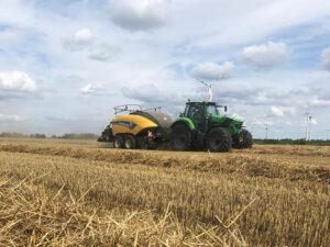 tractor pakken maken